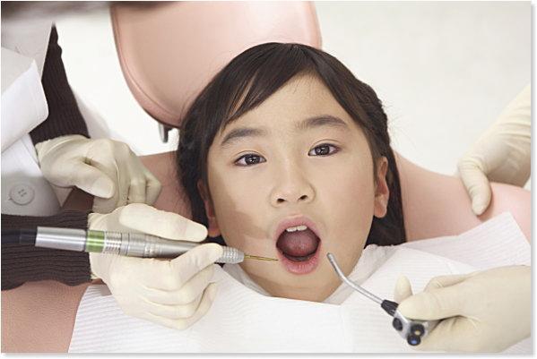 将来大人になっても健康な歯にするために